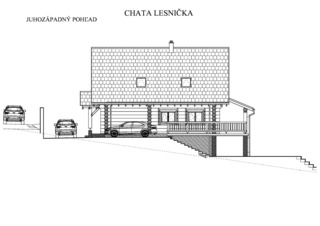 Cottage Lesnička