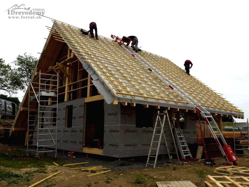 Maisons en bois pr fabriqu es - Maisons prefabriquees en bois ...